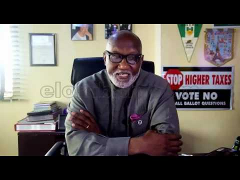Oseloka Obaze: I Left My Job At UN To Serve Anambra State [1]