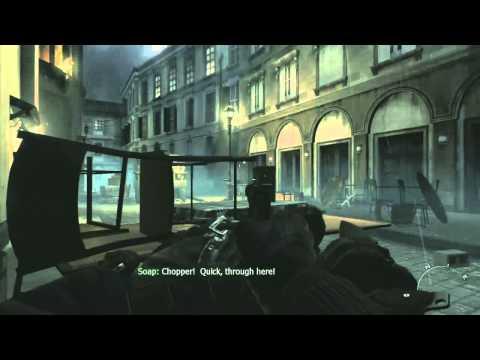 Modern Warfare 3 Intel - Eye of the Storm Intel Locations (2 Intel) | WikiGameGuides