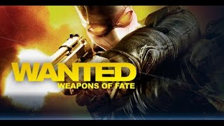Wanted: Weapons of Fate Movie Cutscenes