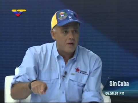 Jorge Rodríguez: Chino y Nacho no vienen al Festival Suena Caracas
