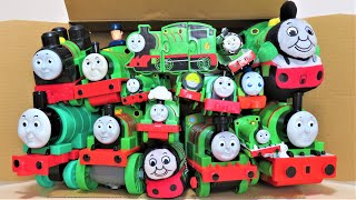 Download lagu Thomas & Friends Many Percy toys come out of the box Trackmaster RiChannel