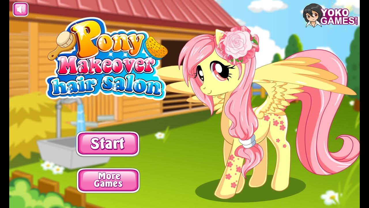 HD wallpapers mlp hairstyles games