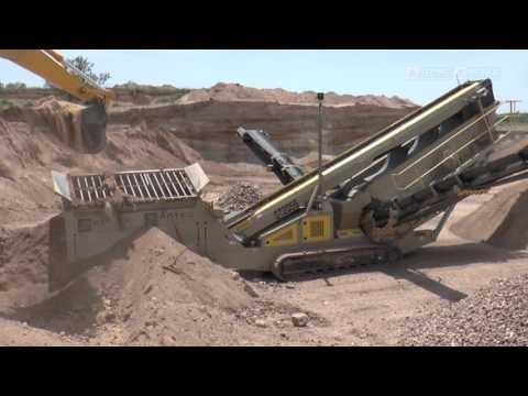 LS Sand and Gravel in Vega, Texas