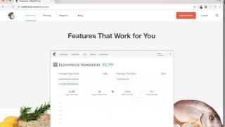 MailChimpとは?HTMLメルマガを配信できる海外ツール