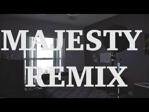 Majesty - Nicki Minaj Ft. Eminem (Remix By Jay Louis)
