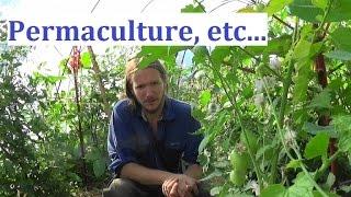 (1/3) La culture sur buttes (le jardin naturel)