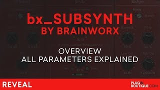 Brainworx bx_SubSynth | How to Add Sub Bass to Anything Tutorial