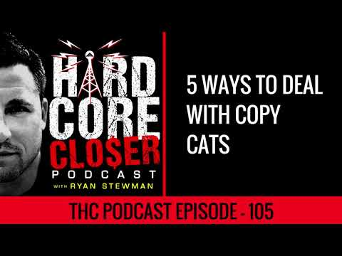 5 Tips For Dealing with Copy Cats - When Someone Copies Your Idea