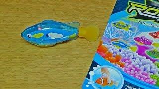 Рыбка RoboFish (Робофиш) с Aliexpress за 2,79$.