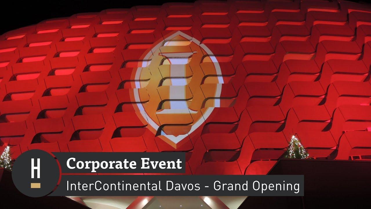 Intercontinental Davos Geb 228 Udeprojektion Zum Grand