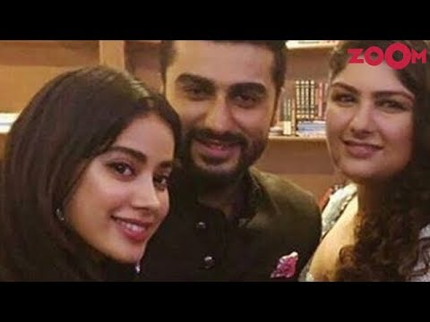 Janhvi Kapoor REVEALS Anshula got RAPE threats for not helping her on 'Koffee with Karan'