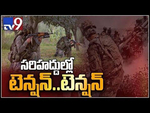 J&K : Encounter underway between terrorists, security forces in Shopian - TV9