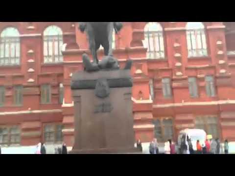 Кремль Москва Памятник. Kremlin Moscow Pamyatnik!
