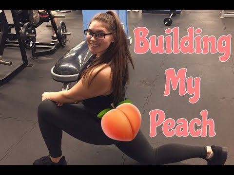 Working on Booty Gains // FitMas Ep. 1