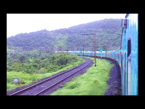 Fabulous HUMSAFAR EXPRESS Journey!!! Everything you can ask for - Solapur to Panvel!!!