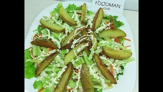 """Салат """"Маковый король"""": рецепт от Foodman.club"""