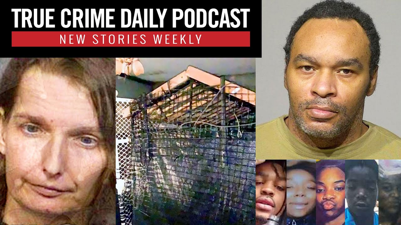 Special-needs girl locked in cage, Florida woman charged; man gets 205 years for killing family