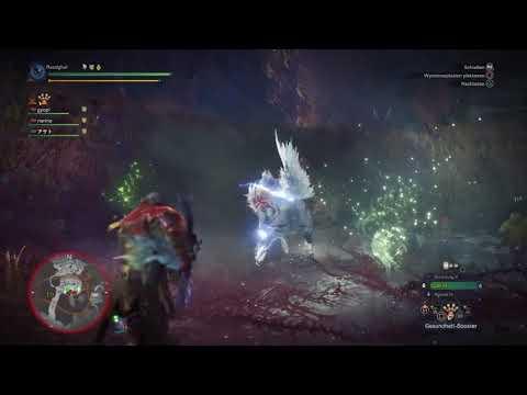 Monster Hunter: World™ tempered kirin farming