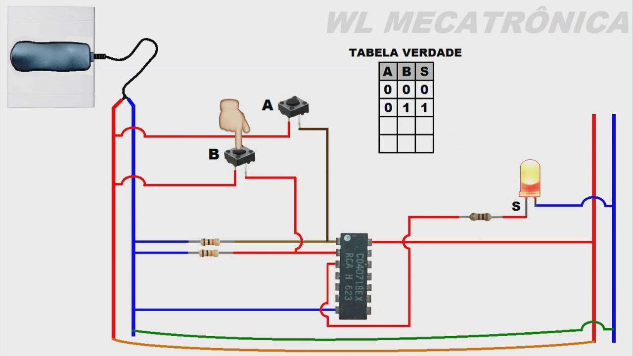 Circuito Logico : Circuitos logicos