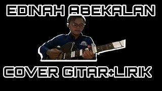 #lagu#madura#keren EDINAH ABEKALAN AL ABROR COVER GITAR+LIRIK