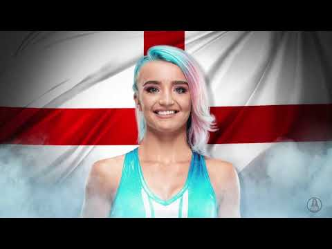 Xia Brookside - Feed The Fire (Official 2018 WWE MYC Theme)