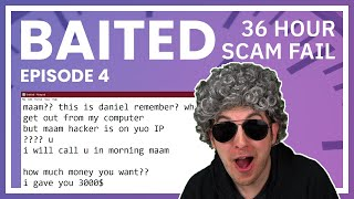 Four Scammers Wasted 36 Hours On Me - Baited Ep. 4 (Adam is ...
