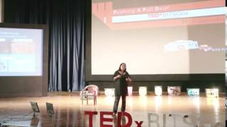Permaculture - from forest to farm | Clea Chandmal | TEDxBITSGoa