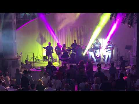 The Jive - Uptown Funk Live at AidaPrima 2017