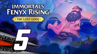 Immortals Fenyx Rising: The Lost Gods DLC - Gameplay Walkthrough Part 5 (PC)