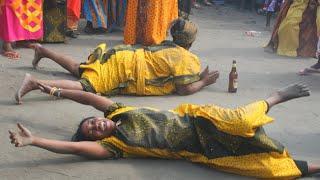 Kigodoro na Baikoko :wacheza kigodoro mbele ya Magufuli
