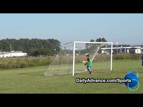 The Daily Advance | 2019 Boys' Soccer | Pungo Christian at Albemarle School