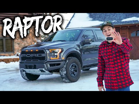 Buying Ford Raptor At Age 20