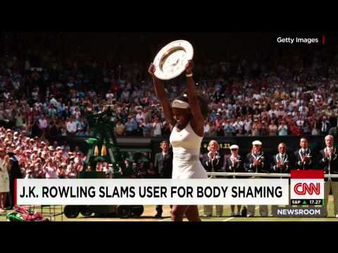 Serena Williams The Shaming of A Tennis Goddess (RACISM REARS ITSELF) 2015 Wimbledon Champion