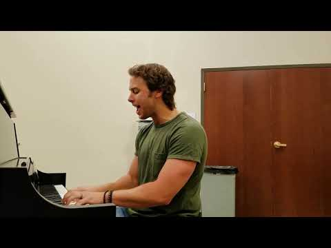 BED OF ROSES - Brett Stoelker (Cover) Bon Jovi