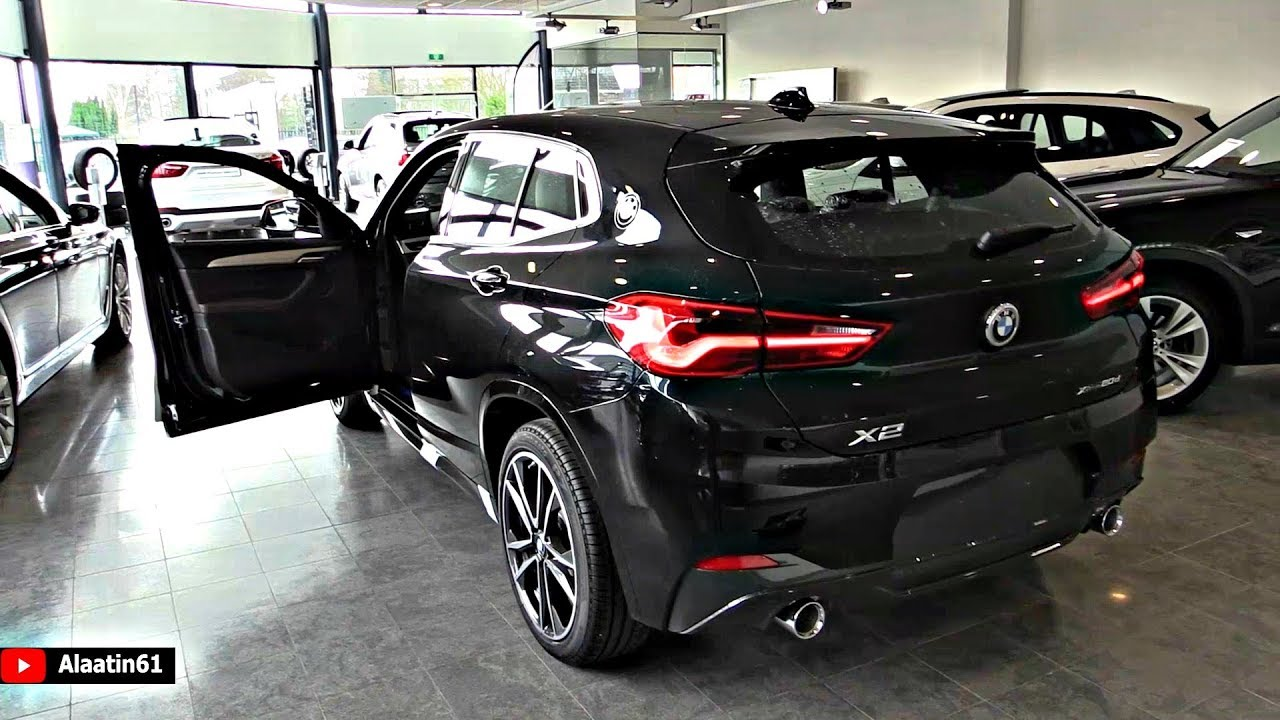 bmw x2 2018 new full review interior exterior infotainment. Black Bedroom Furniture Sets. Home Design Ideas