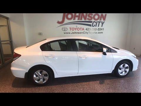 2014 Honda Civic Johnson City TN, Kingsport TN, Bristol TN, Knoxville TN, Ashville, NC TP2932