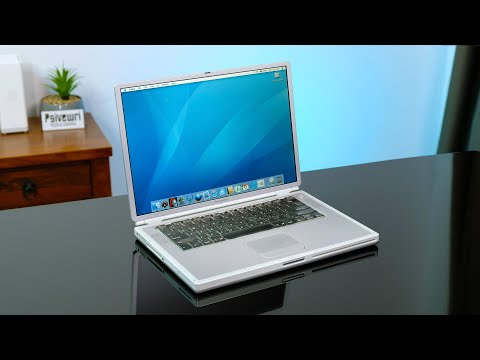Apple's $7,500 Laptop From 2002!