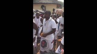 Dr AC Tsiane - Salane Prayer Song