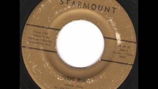 Allan and The Flames - Love Bug. Rare R&B