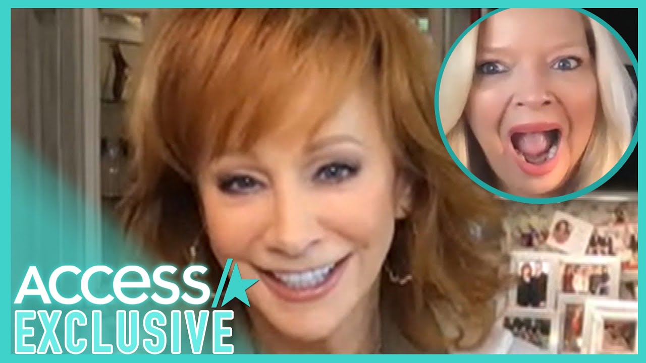 Reba McEntire's Interview Crashed By Melissa Peterman