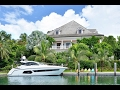 Elegant Colonial-Style Home in Lyford Cay, Bahamas