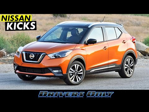 2020 Nissan Kicks - Funky Crossover SUV You've Been Waiting For
