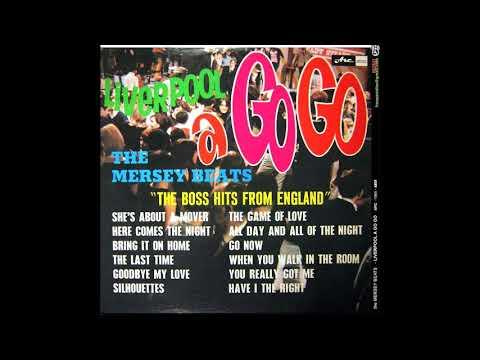 LIVERPOOL A GO GO the mersey beats ARC8050 MONO FULL LP