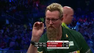 PDC Melbourne Darts Masters 2018 - Michael van Gerwen vs Simon Whitlock Part 1/2