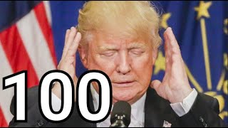 Donald Trump: The 100 Most Humiliating Moments of His Presidency