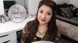 Fall Make Up Tutorial | Beauty With Venissa Thumbnail