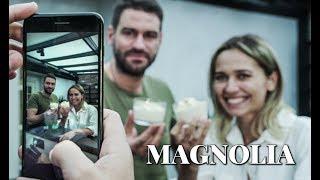 İdil Yazar ile Fenomen Tatlı Magnolia Tarifi | Tatlı Tarifleri