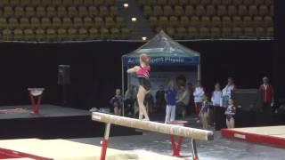Angelina Simakova (RUS) - Gymnix 2015 - BB EF