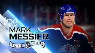 Mark Messier was one of NHL