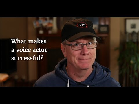 Edge Studio presents At The Mic - Episode 3: What makes a voice actor successful?